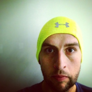 Hat Under Armour Beanie Fluorescent