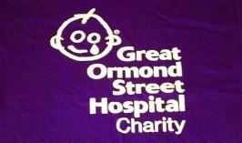 Great Ormond Street Hospital GOSH Purple