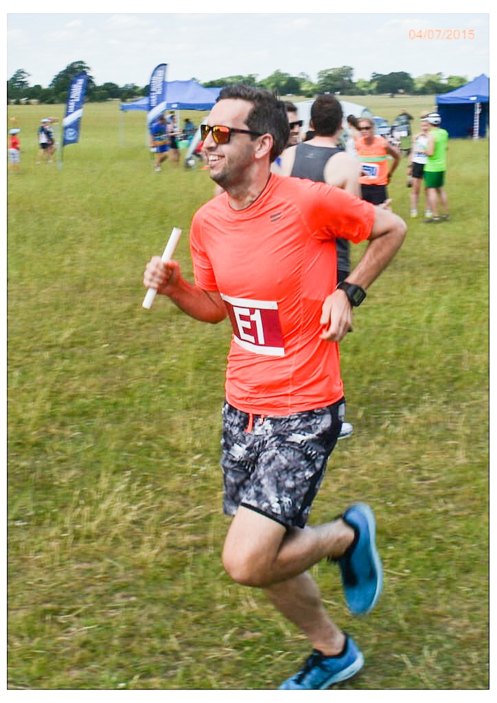 Runnymede Runners Relay 2015 Windsor