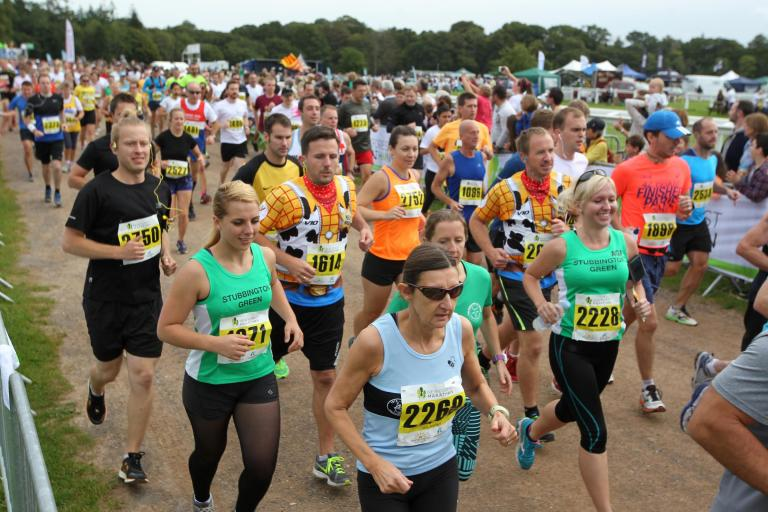 New Forest Half Marathon