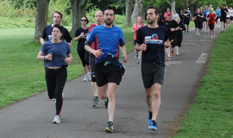 ABP Southampton Half Marathon