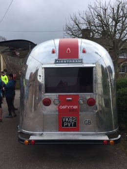 Ashmei Ambassador Day Airstream