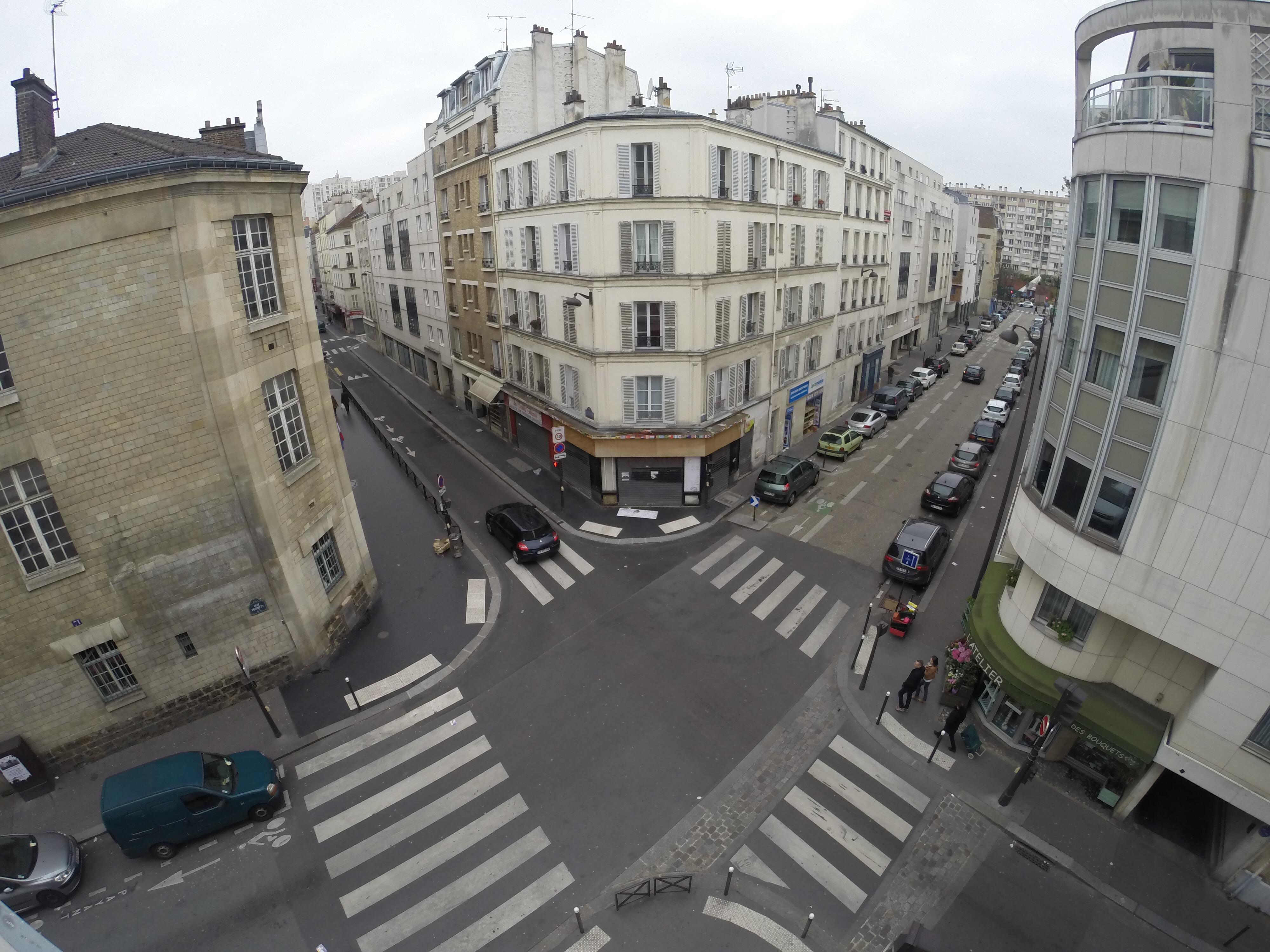 Paris Marathon 2016 GoPro