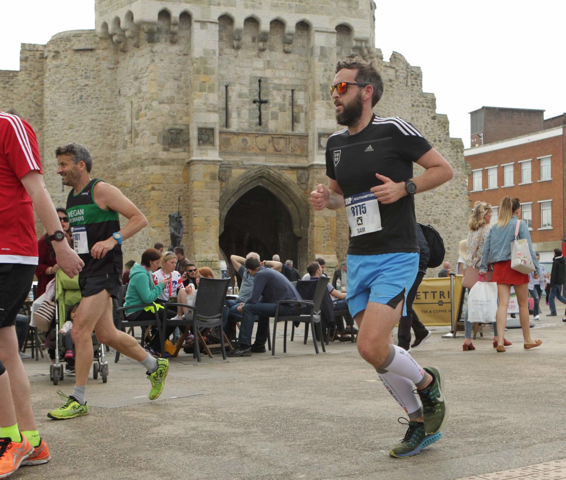 ABP Southampton Marathon Bargate