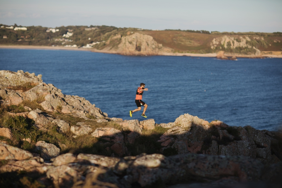 That's why I run Jersey Sam Wilkes Guillaume Lechat