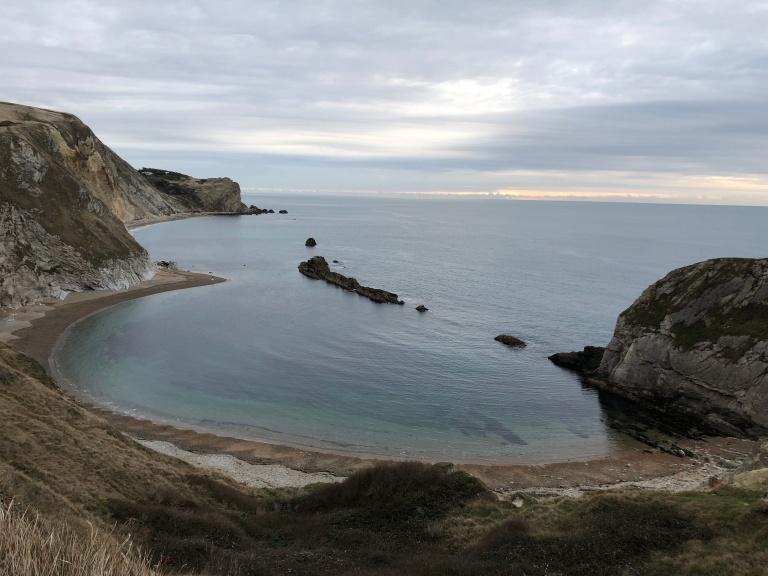 CTS Dorset 2017 Man O'War Beach CTS Dorset
