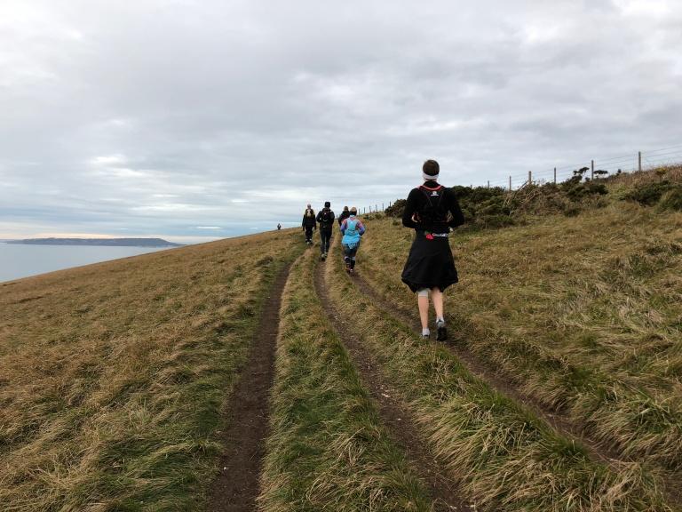 CTS Dorset 2017 South West Coast Path CTS Dorset