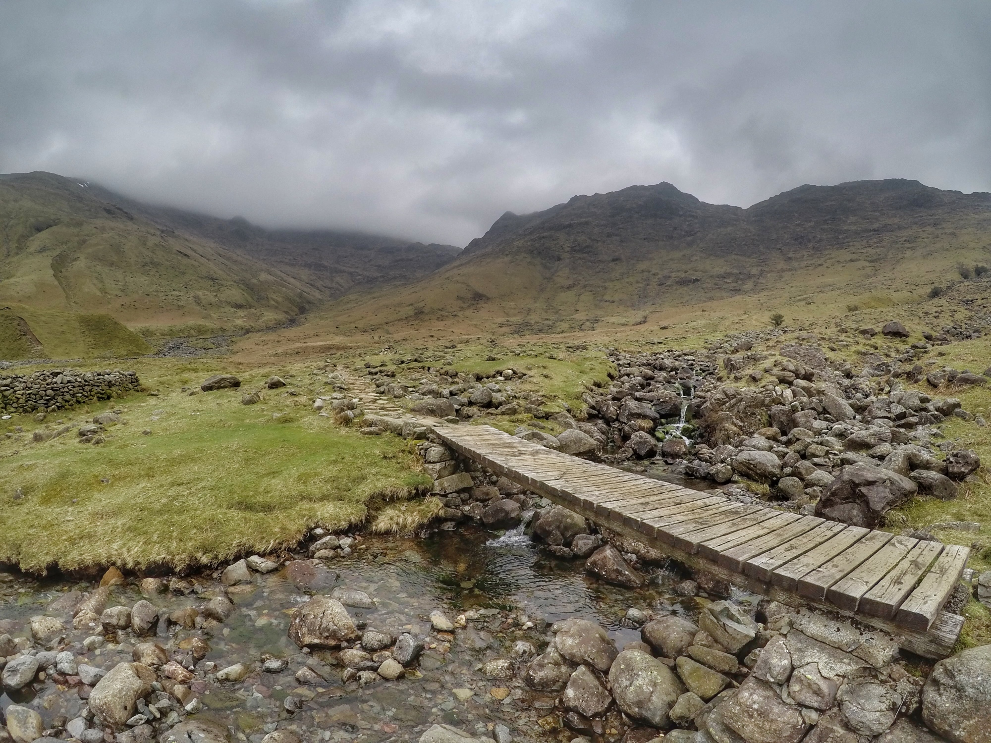 Lake District Langdale GoPro